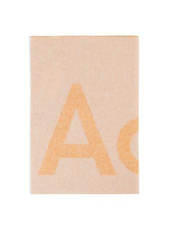 Acne Studios  - Woll-Schal 'Toronty' Orange orange