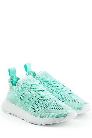 adidas  Originals Gewebte Sneakers Primeknit Flashback tuerkis