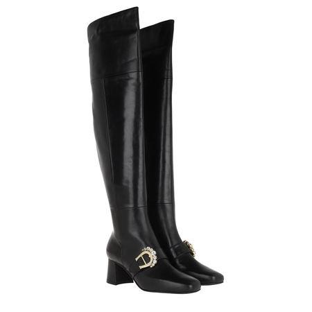 Aigner  Boots  -  Grazia Overknee Boot Black  - in schwarz  -  Boots für Damen schwarz