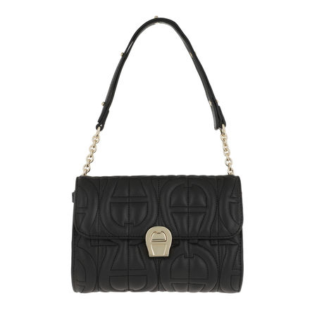 Aigner  Gürteltasche  -  Genoveva Beltbag Black  - in schwarz  -  Gürteltasche für Damen schwarz