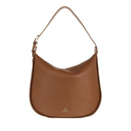 Aigner  Hobo Bag - Ivy Hobo Bag - in braun - für Damen