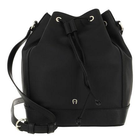 Aigner  Satchel Bag - Adria Handle Bag - in schwarz - für Damen schwarz