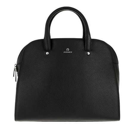 Aigner  Satchel Bag - Ivy Handle Bag - in black - für Damen schwarz