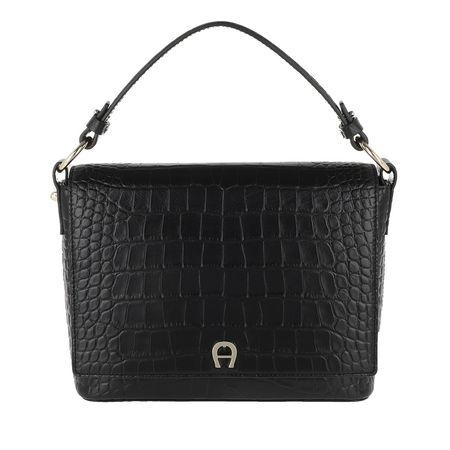 Aigner  Satchel Bag - Tara Crossbody Bag - in black - für Damen schwarz