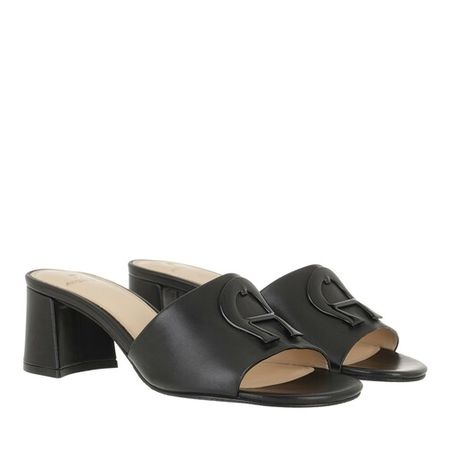 Aigner  Slipper & Pantoletten - Grazia 16A - in black - für Damen
