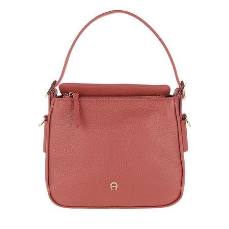 Aigner  Umhängetasche  -  Crossbody Bag Elba Dusty Rose  - in rosa  -  Umhängetasche für Damen rot