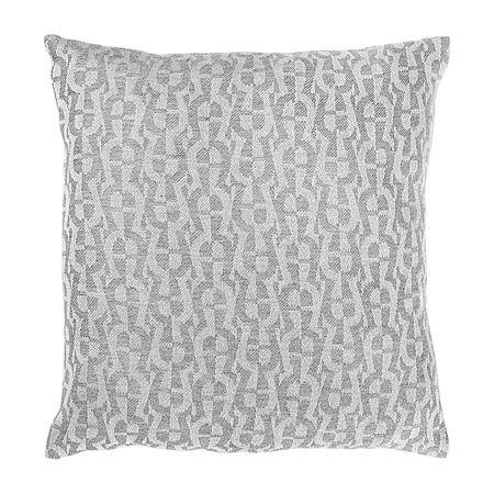 Aigner  Unisex Kissenbezug Logo, Wolle in Slate Grey, Einheitsgröße