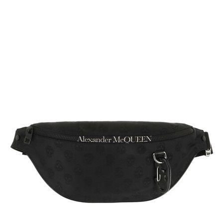 Alexander McQueen  Bauchtaschen - Belt Bag - in schwarz - für Damen