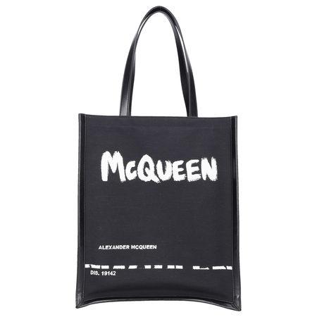 Alexander McQueen Shopper MCQUEEN Canvas