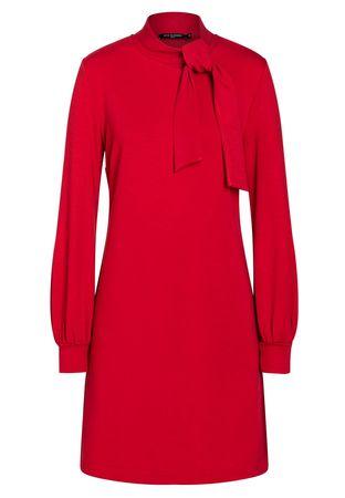 Ana Alcazar  A-Linien-Kleid Bawys rot