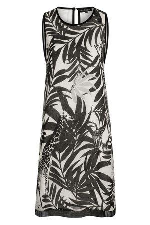 Ana Alcazar  A-Linien Kleid Nelda grau