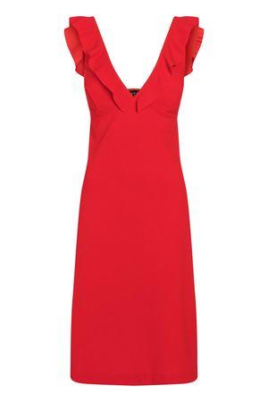 Ana Alcazar  Flamenco Kleid Sawona Red rot