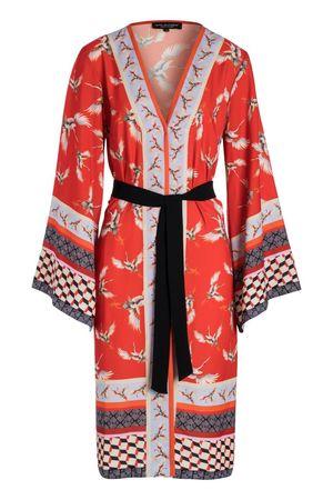 Ana Alcazar  Kimono Meybel Red
