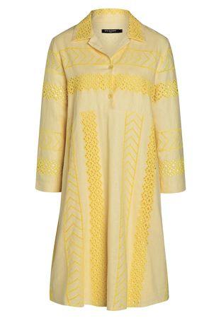 Ana Alcazar  Schwingendes Kleid Cahli orange