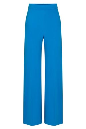 Ana Alcazar  Weite Hose Sazosa Blau blau