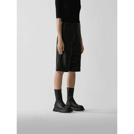 Anine Bing Shorts aus Leder