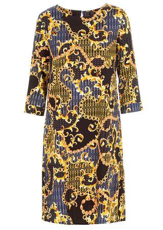 Anni Carlsson Kleid aus Seiden-Mix gruen