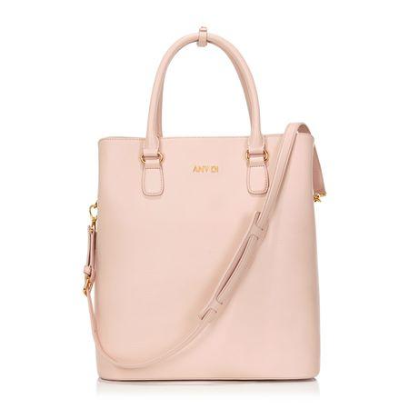 Any Di BAG L,  in Pink beige