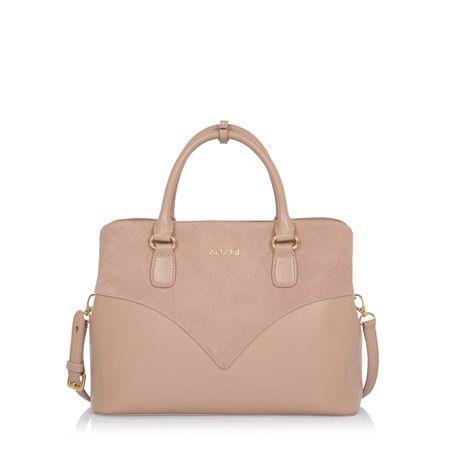 Any Di Bag M Emblem,  in Blossom braun