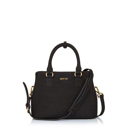 Any Di Bag XM,  in Black Nubuck schwarz