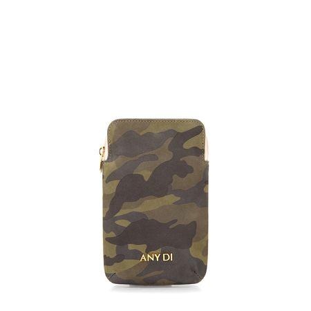 Any Di Pouch, Pouch für Smartphone in Camouflage grau