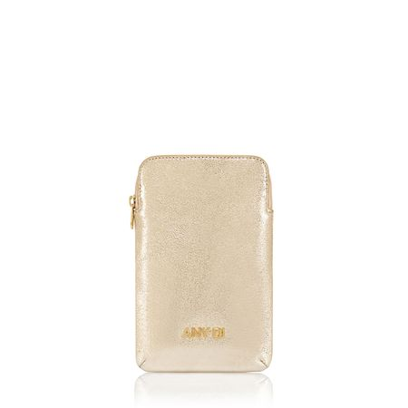 Any Di Pouch, Pouch für Smartphone in Gold braun