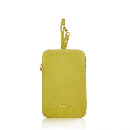 Any Di Pouch, Pouch für Smartphone in Yellow gruen