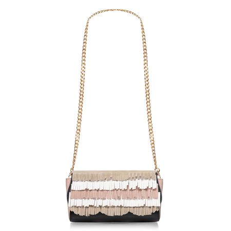 Any Di SunCover Bag,  in All Over Fringes braun