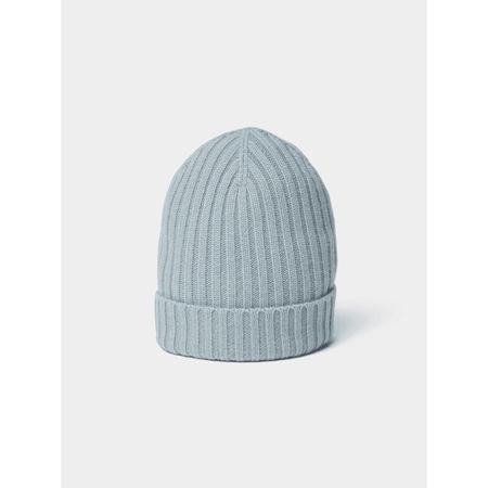 Arch4 Mütze aus Kaschmir grau