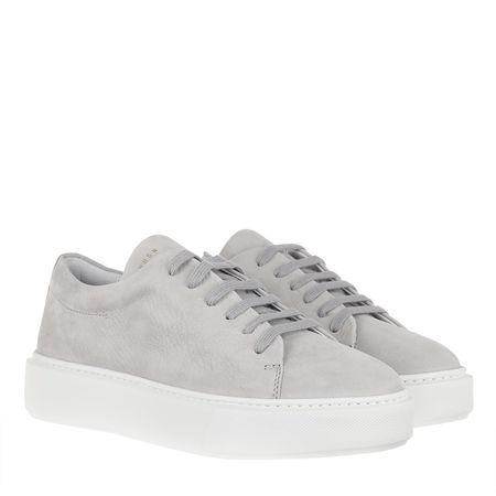 Arena Copenhagen Copenhagen Sneakers  -  Sneakers Nubuk Light Grey  - in grau  -  Sneakers für Damen grau