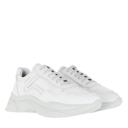 Arena Copenhagen Copenhagen Sneakers  -  Sneakers Nubuk White  - in weiß  -  Sneakers für Damen grau