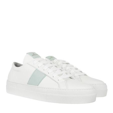 Arena Copenhagen Copenhagen Sneakers  -  Sneakers Vitello Mint  - in weiß  -  Sneakers für Damen grau