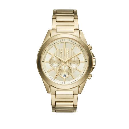 ARMANI  Exchange Uhren - Watch Drexler AX2602 - in gold - für Damen orange