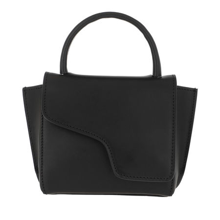 ATP Atelier  Tote - Mini Tote Bag - in black - für Damen schwarz