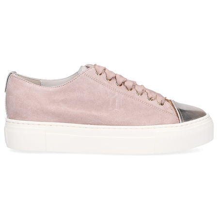 Attilio Giusti Leombruni Sneaker low 925013  Veloursleder Logo rosé braun