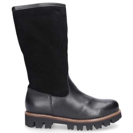En Avant Stiefel 7652/B Kalbsleder schwarz
