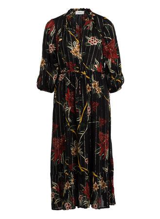 ba&sh  Kleid Patty schwarz schwarz