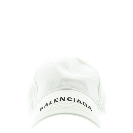 Balenciaga  - Baseballcap mit Logo grau