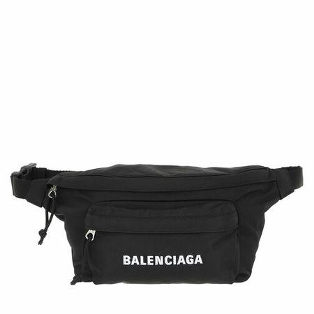 Balenciaga  Bauchtaschen - Belt Bag - in black - für Damen