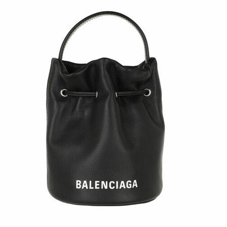 Balenciaga  Beuteltasche - Everyday Drawstring Bucket Bag XS - in schwarz - für Damen