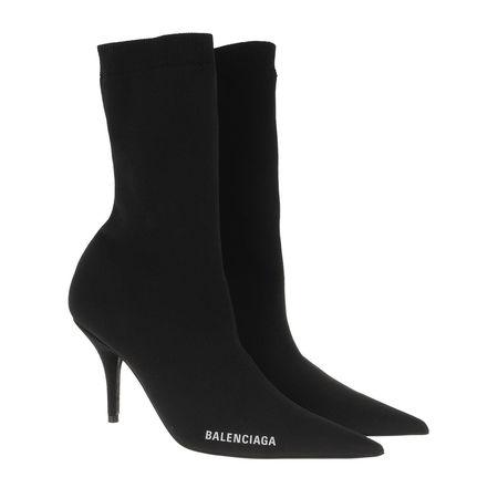 Balenciaga  Boots & Stiefeletten - Knife Bootie - in schwarz - für Damen schwarz