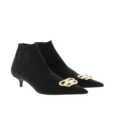 Balenciaga  Boots & Stiefeletten - Knife Sock Bootie - in schwarz - für Damen schwarz