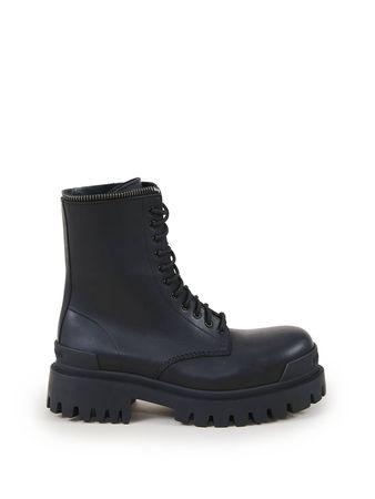 Balenciaga  - Boots 'Master L20' Schwarz