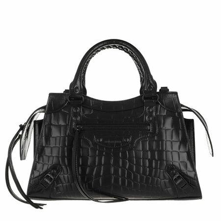 Balenciaga  Bowling Bag - Neo Classic City Handle Bag - in black - für Damen
