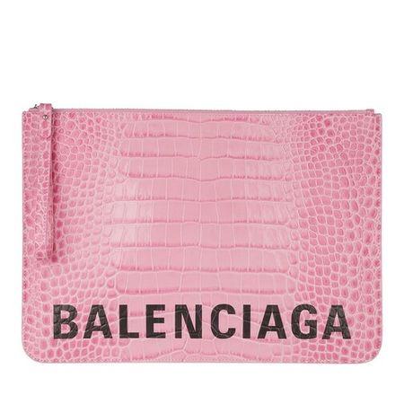 Balenciaga  Clutches - Clutch - in pink - für Damen