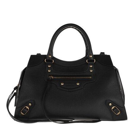 Balenciaga  Crossbody Bags - Medium Neo Classic City Bag Leather - in schwarz - für Damen