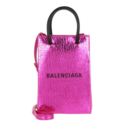 Balenciaga  Crossbody Bags - Shop Phone Holder - in pink - für Damen