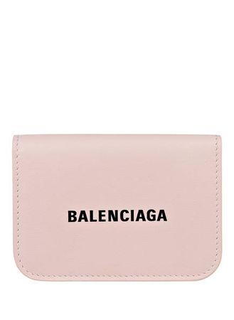 Balenciaga  Geldbörse rosa braun