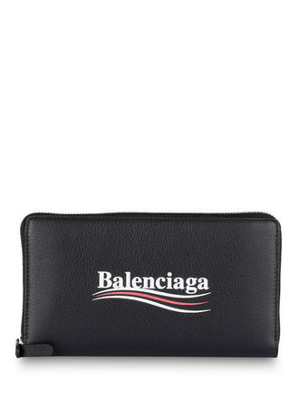 Balenciaga  Geldbörse schwarz grau