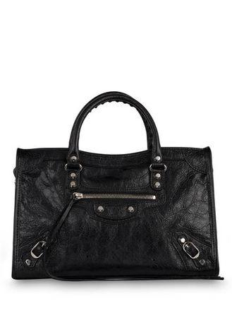 Balenciaga  Handtasche Classic City S schwarz schwarz